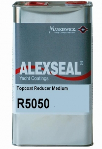 ALEXSEAL - PREMIUM TOPCOAT REDUCERS