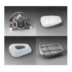 3M DUAL CARTRIDGE RESPIRATOR PACKOUT