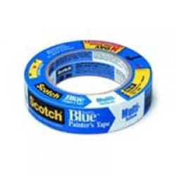SCOTCH BLUE PAINTERS MASKING TAPE FOR MULTI-SURFACES