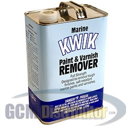 Kwik Marine Paint & Varnish Remover