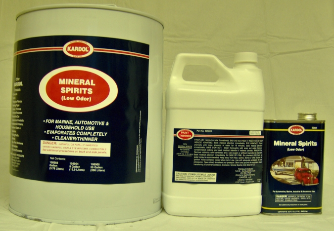 KARDOL Mineral Spirits/Paint Thinner