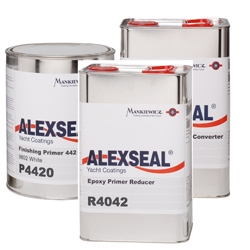 ALEXSEAL - FINISHING PRIMERS
